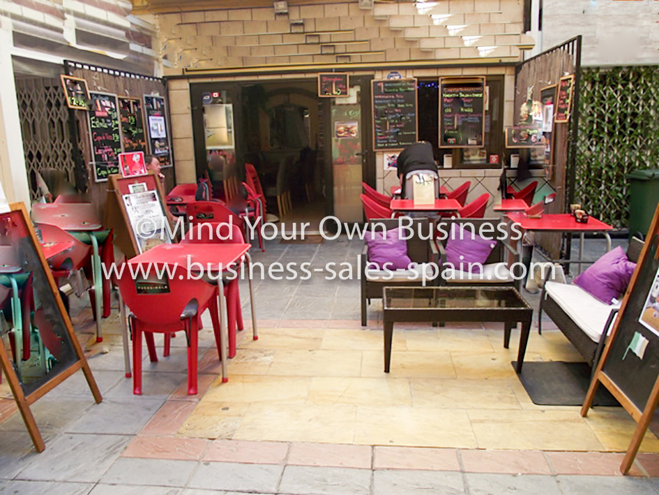 Cafe/Bar Central Fuengirola