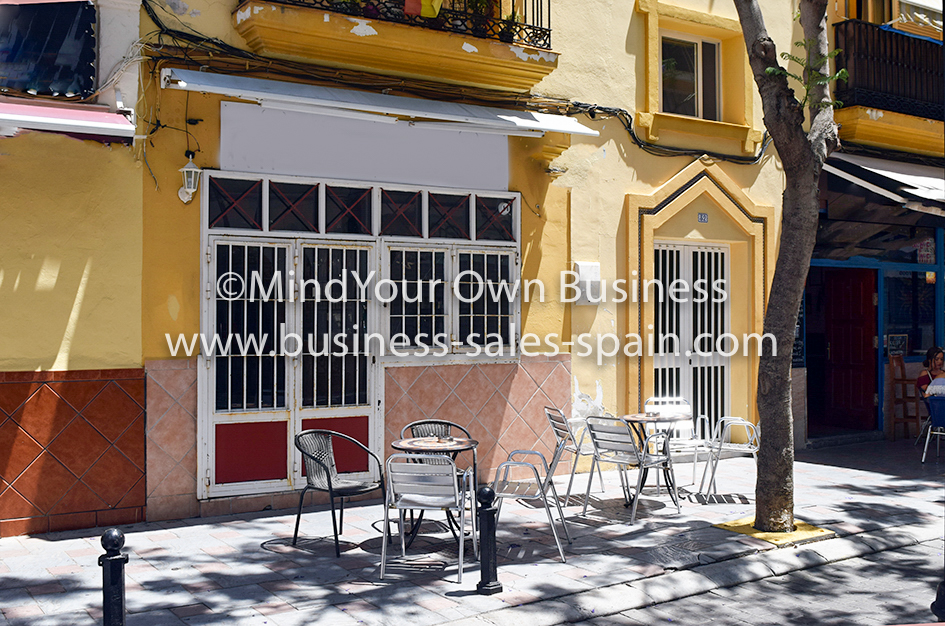Cafe/Bar Los Boliches, Fuengirola