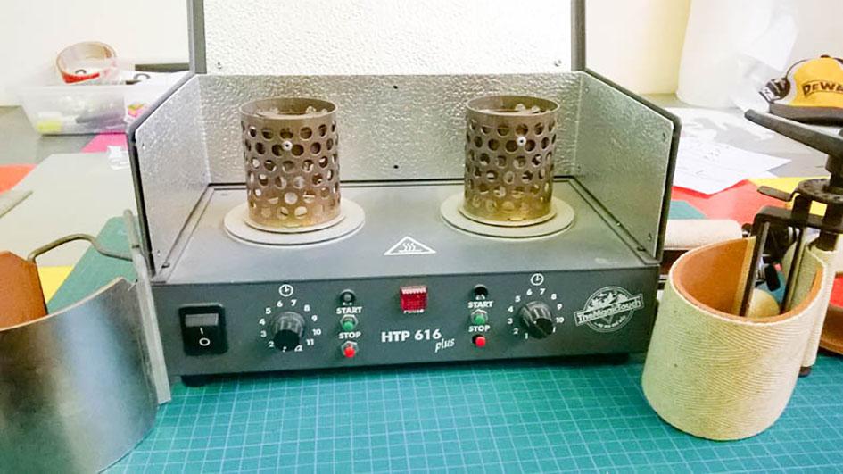 Mug Press Toner