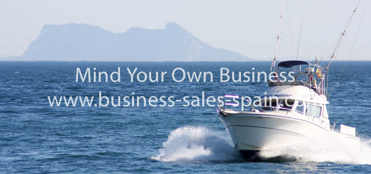 Fishing and Day Trip Boating Business in Estepona