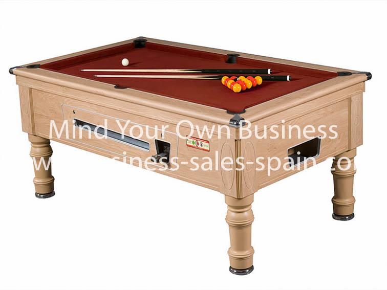 prince-oak-pool-table