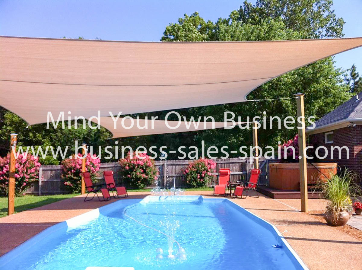 Swimming Pool Safety and Maintenance Business Based in Southern Spain.