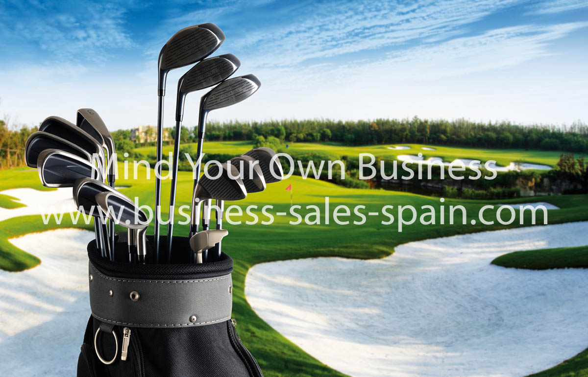 Golf Club Hire Business Established 10 Years